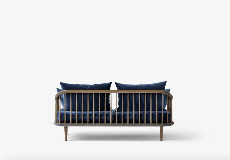 Fly Lounge Sofa SC2 designed by Space Copenhagen for &tradition.