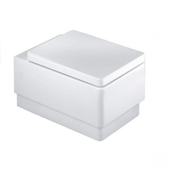 mélyöblítésű WC