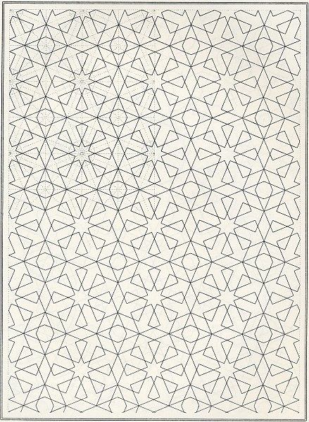 Pattern in Islamic Art - BOU 045