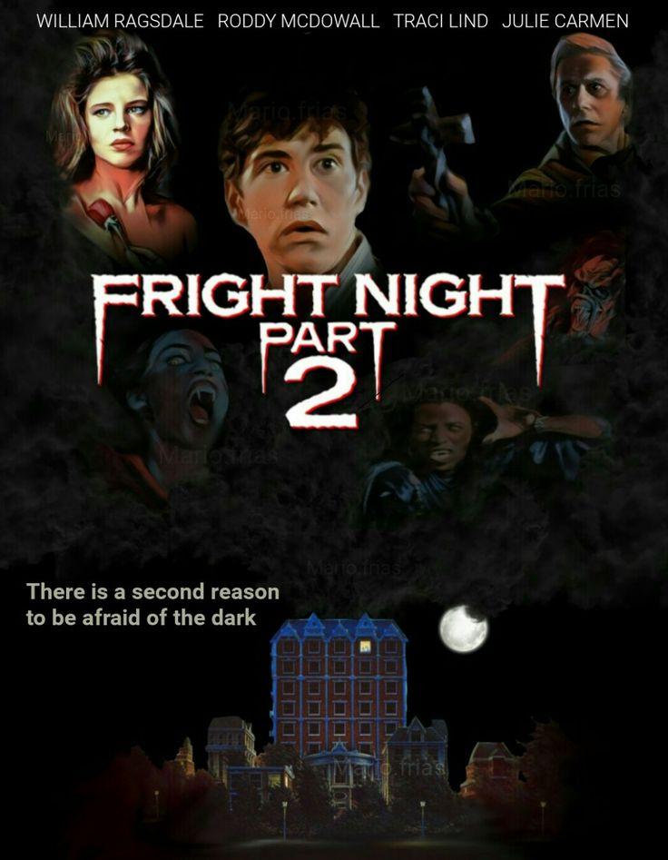 Fright Night 2 Horror Movie Vampires Fan Made Edit