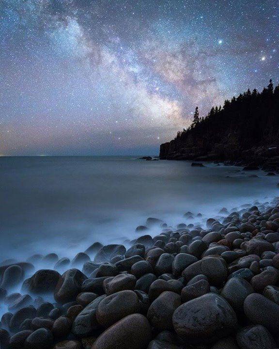 Arcadia National Park Maine US |  Jon Secord Say Yes To Adventure