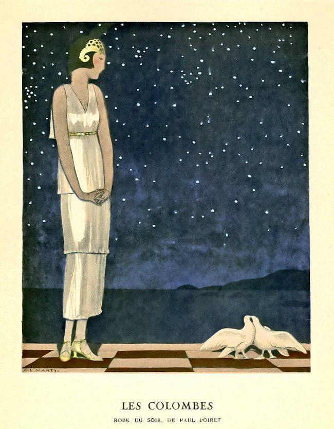 A.E. Marty, 1924