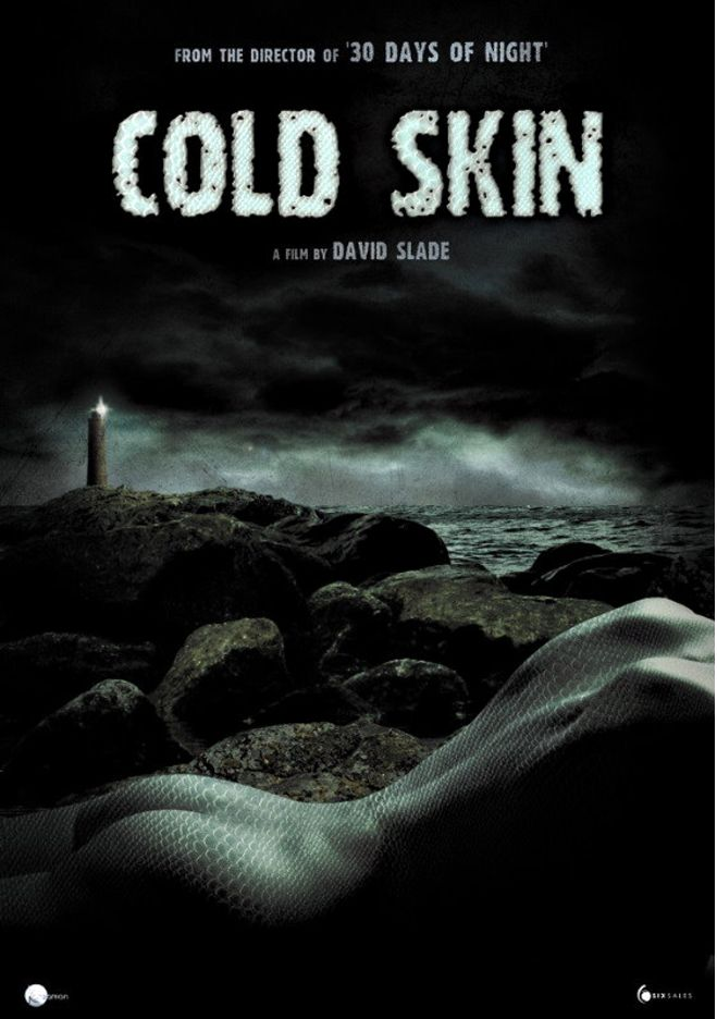 "Cold Skin is a 2017 science fiction horror film directed by Xavier Gens (The Crucifixion; The ABCs of Death, segment ""X Is for XXL""; Frontier(s)) from a screenplay by Jesús Olmo (28 Weeks Later), b…"