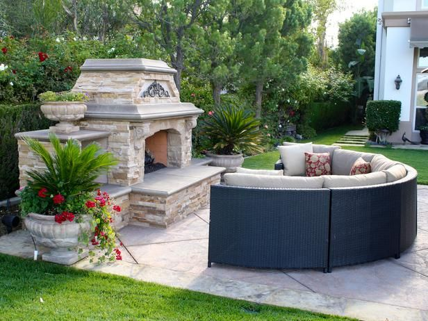 20 Outdoor Structures That Bring the Indoors Out : Outdoors : Home & Garden Television