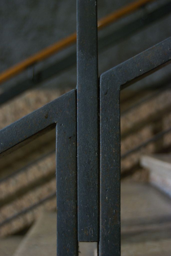 Rail - Scarpa-Detail