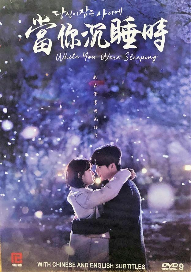 While You Were Sleeping Sub Indo : while, sleeping, WHILE, SLEEPING, KOREAN, (1-16, ENGLISH, (REGION, FREE), While, Sleeping,, Drama, Korea,