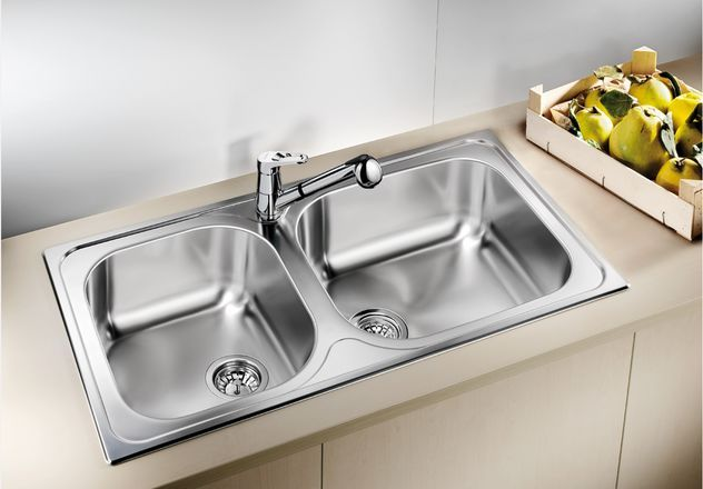 Blanco Tipo Sink : Blanco Tipo XL 9 Stainless Steel Kitchen Sink 950 x 500