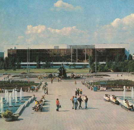 Palast der Republik – Flemming Ludvigsen