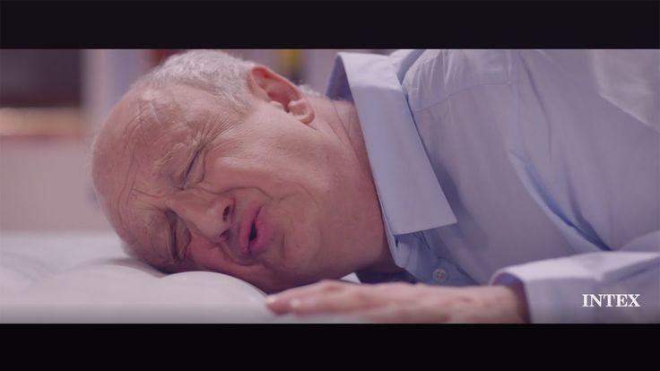 Raviday-Matelas.com vous présente les lits gonflables Intex, la meilleure solution de couchage d'appoint pour recevoir vos proches. http://www.raviday-matelas.com/matela... #Pub Intex : pub pour les matelas Intex diffusée en France sur M6, W9, 6ter, 6play à partir du 21 novembre 2016