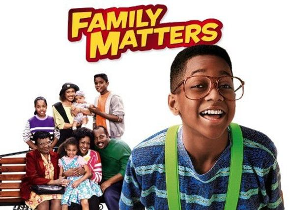 Reginald VelJohnson talks about Family Matters.  Were you a fan of this ABC series?