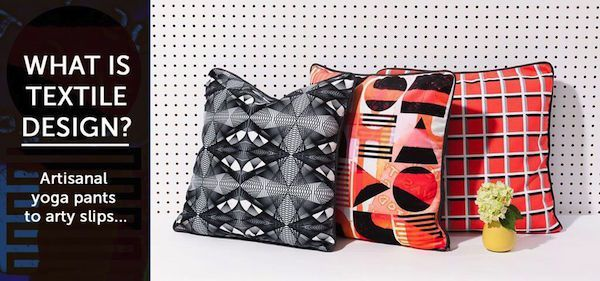 Curious to learn about what it means to be contemporary textile designer?
