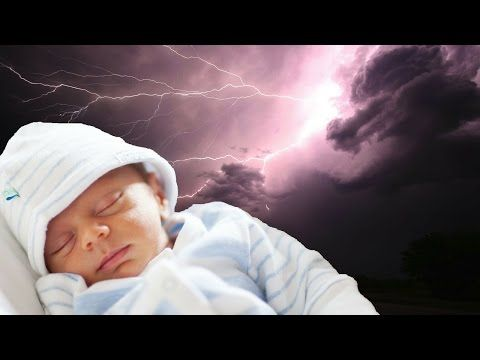 Rain and Thunder Sounds For Sleeping 10 Hours - YouTube