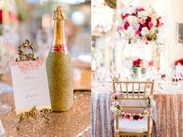 Sparkly Wedding Details | Debbie Lourens Photography | #Sparkle #Glitter #Weddings