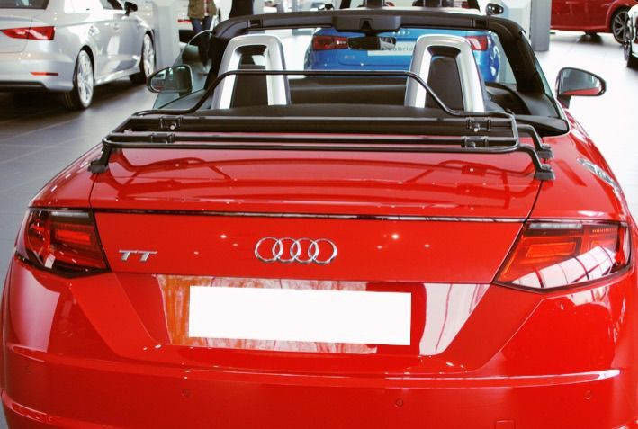 Nice Audi 2017: Luggage rack for Audi TT Roadster- unique solution - Car24 - World Bayers Check more at http://car24.top/2017/2017/07/22/audi-2017-luggage-rack-for-audi-tt-roadster-unique-solution-car24-world-bayers-2/