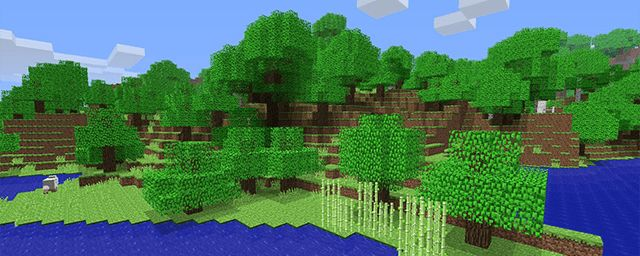 Minecraft - How Procedural Generation Took Over The Gaming Industry   image