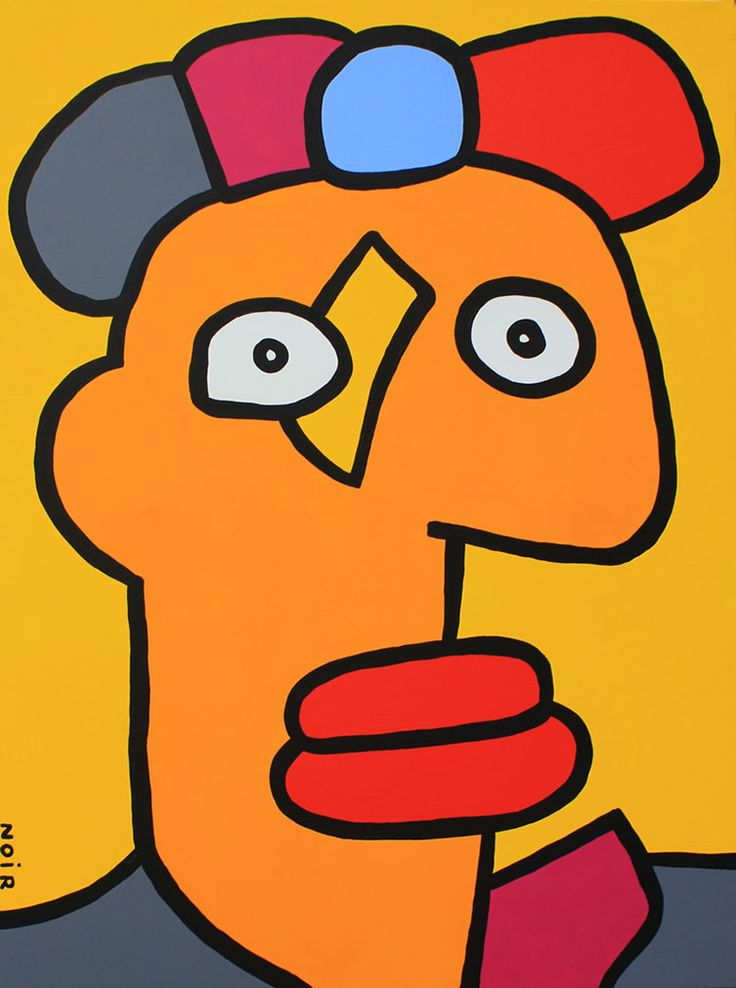 Thierry Noir — A Retrospective at Howard Griffin Gallery, London  http://www.weheart.co.uk/2014/04/07/thierry-noir-a-retrospective-at-howard-griffin-gallery-london/
