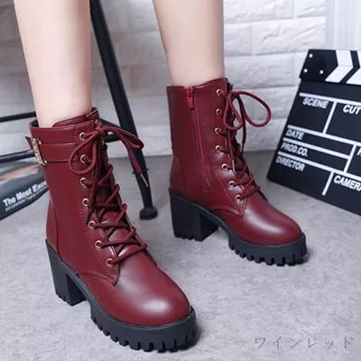リチャオ海外大流行☆レディース 美しいデザイン スタイリッシュ 靴 ロング ブーツ 全2色 7feb-shoes-1150シューズ パンプス ぺたんこ