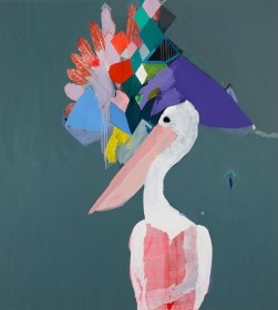Current Show / MIRANDA SKOCZEK - FEATHERS AND GRACE Edwina Corlette Gallery - Contemporary Art Brisbane