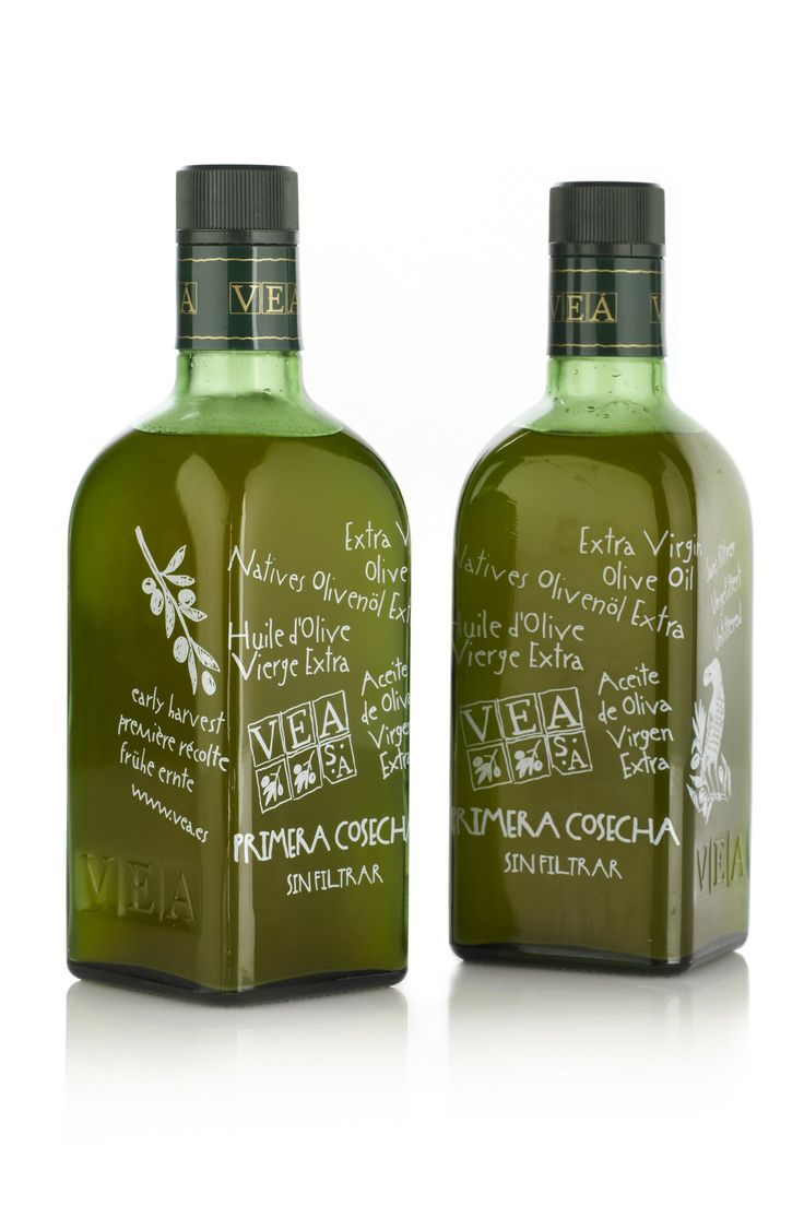 Olive bottle not only a designed product bottle but also a work of art !