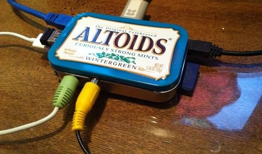 If you have a Raspberry Pi computer board, you can make a great case for it out of an Altoids mint tin. You'll need: 1 Raspberry Pi computer board 1 Altoids mint...