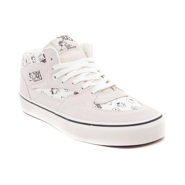 Vans Half Cab Peanuts Snoopy Family Skate Shoe
