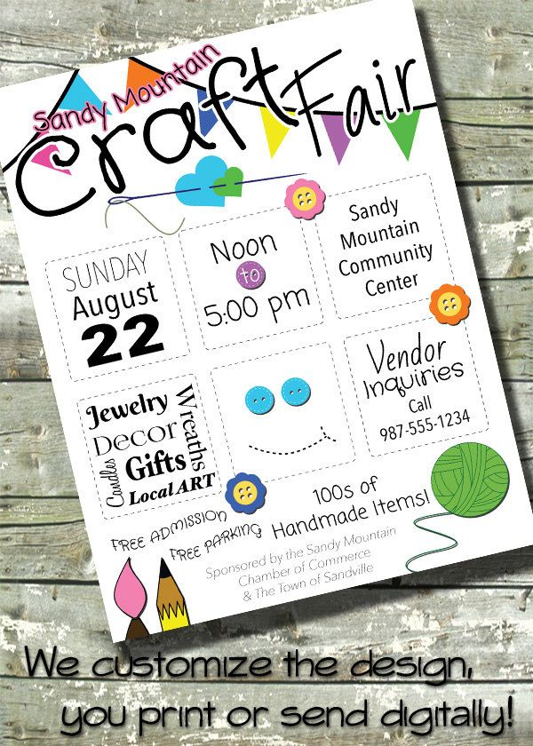 arts and crafts poster ideas arts amp craft fair bazaar flyer event poster 5902