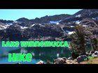 Winnemucca Lake Hike Eldorado National Forest California USA