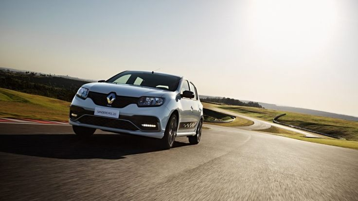 2015 New Renault (Dacia) Sandero RS 2.0 Specs  Now again, let's keep talking on the power of the rs sandero. 50 litre fuel tank, this new hot hatch, the 6 speed manual transmission. According to data from the factory 95 octane fuel with 8.4 seconds 0-100 km/h faster and reaches a maximum speed of 200 km/h.   #renault #dacia #sanderors #sandero #rs #renaultsport