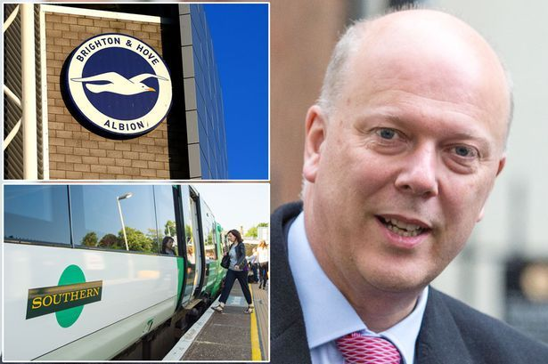 Brighton and Hove Albion boss offers to break Southern Rail strike deadlock but is turned down #brighton #albion #offers #break #southern…