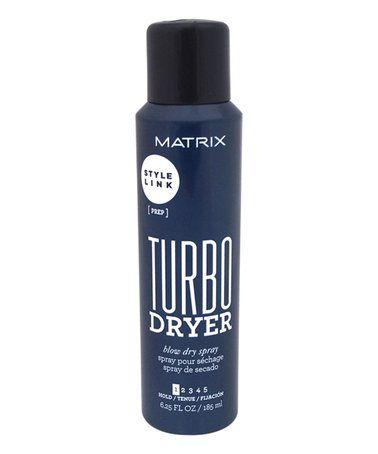 Look at this #zulilyfind! Style Link Turbo Dryer Blow Dry Spray #zulilyfinds