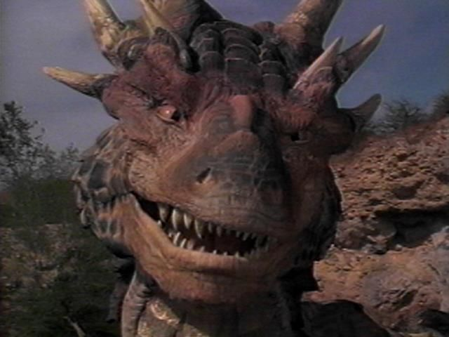 From the movie Dragonheart