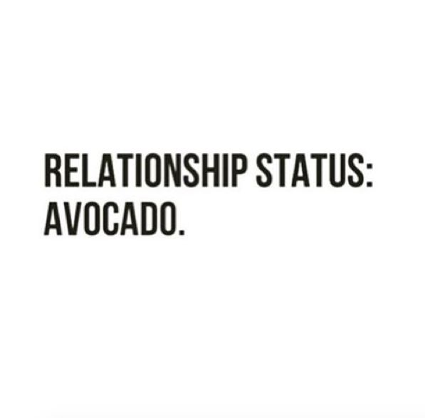 in a relationship funny status about life