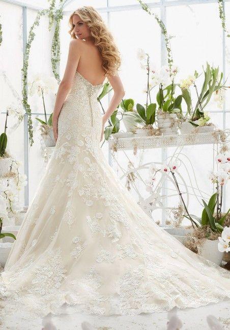 Mori Lee 2817 Wedding Dress