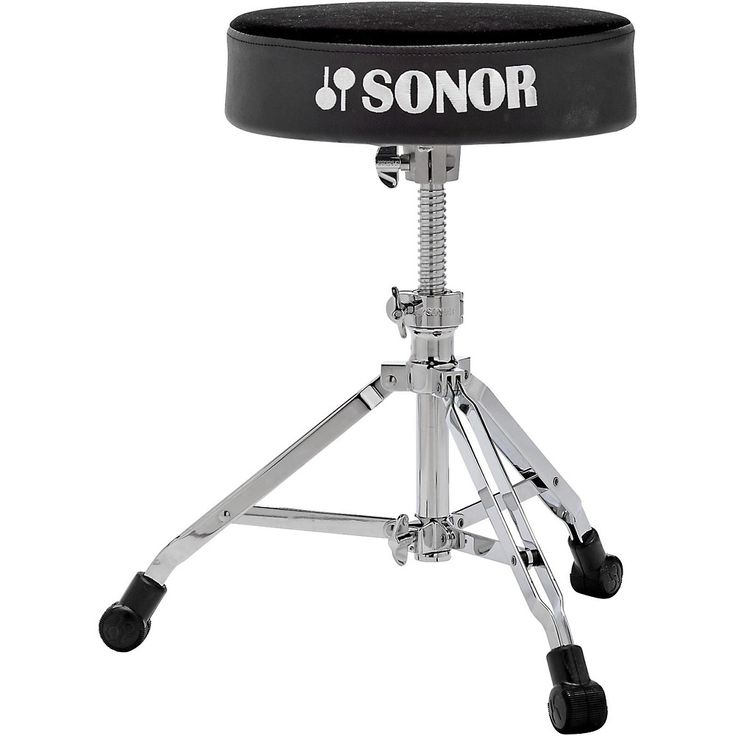 Sonor DT-4000 Series Drum Throne Black Velour