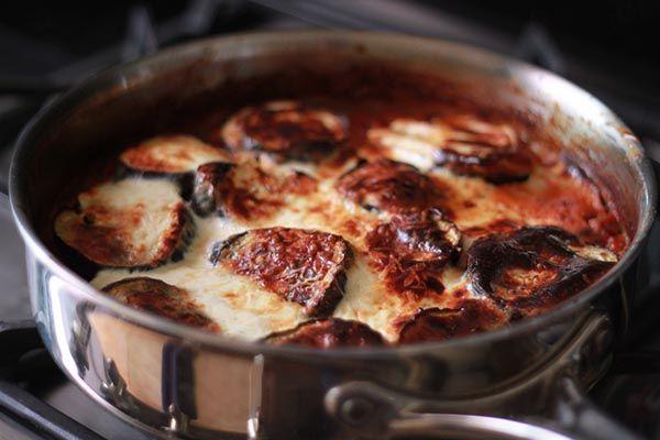recette de la moussaka maison
