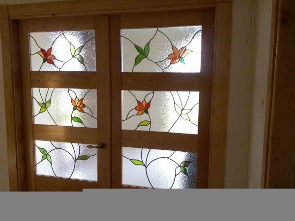 8 best cristales para puertas images on pinterest glass - Vidrieras para puertas ...