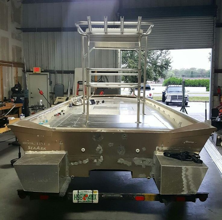18 best seaark images on pinterest boats boating and for Custom aluminum fishing boats