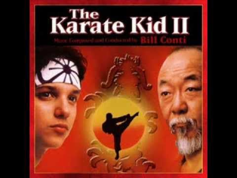 Bill Conti - The Karate Kid, Part II - Soundtrack (1986)‏