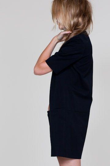 emerson fry | black dress