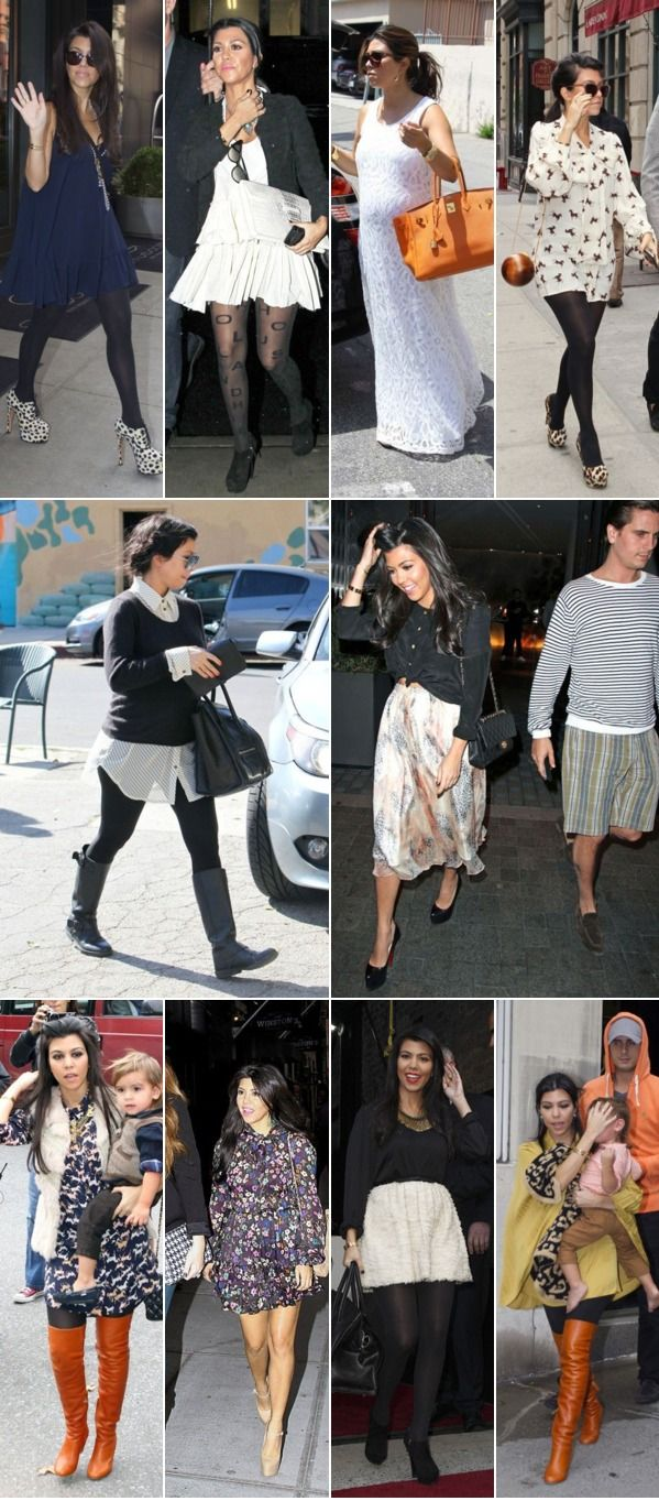 Celebrity Style Love Kourtney Kardashian _ glitterandpearls.com