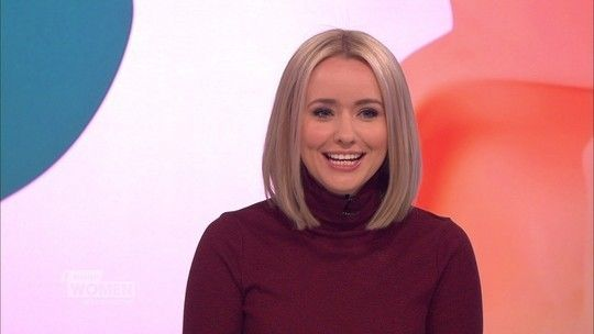 emmerdale sammy winward loose women - Google Search