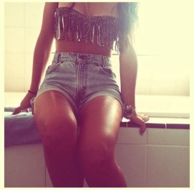 i want high wasted shorts REALLY badly