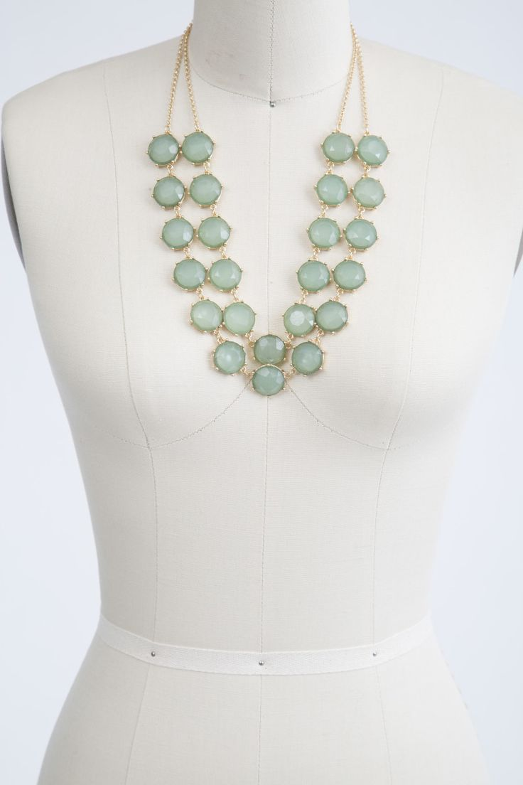 I have this from Stitch Fix!  Every time I wear it, I receive so many compliments!  This is one of my favorite pieces, love the statement necklace!!