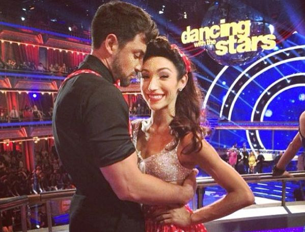 Meryl And Maks Dating Couple Kiss On Dancing With The: 156 Best Maks Images On Pinterest