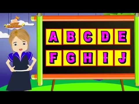 Norsk alfabet | ABC sang | Alfabetsang | Norwegian Alphabet Song - YouTube