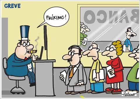Greve dos bancários