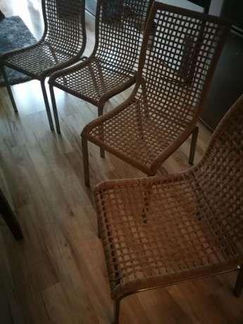 Krzesła Ikea 4 sztuki Reda - image 4