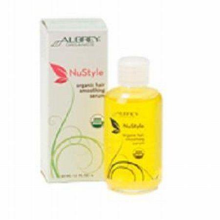 NuStyle Organic Hair Smoothing Serum - Aubrey Organics - 1.7 oz - Liquid - http://essential-organic.com/nustyle-organic-hair-smoothing-serum-aubrey-organics-1-7-oz-liquid-2/