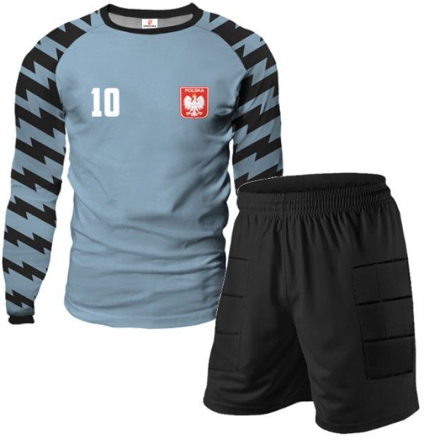 ARROW Goalkeeper Kit With Shorts With Custom Name Number And Logo Different Colors - Show All Products - Store - Shop by...
