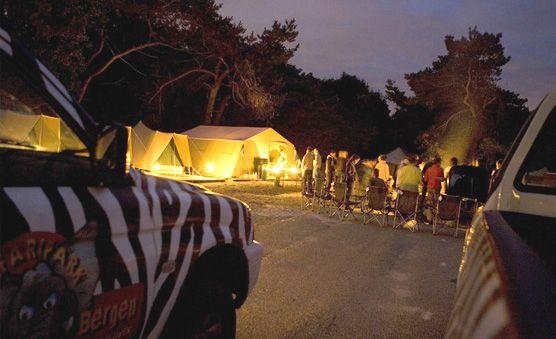 Op Rangerkamp bij Safaripark Beekse Bergen. Beestachtig bijzonder overnachten! #safari #overnachten #gamedrive